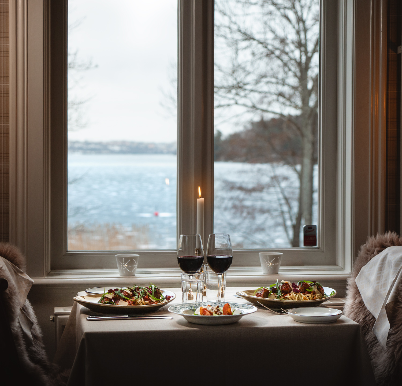 Bockholmen middag